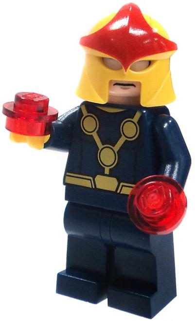 LEGO Marvel Super Heroes Nova Minifigure [Loose]