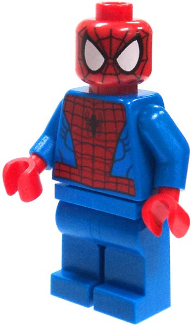 LEGO Marvel Super Heroes Spider-Man Minifigure [Loose]