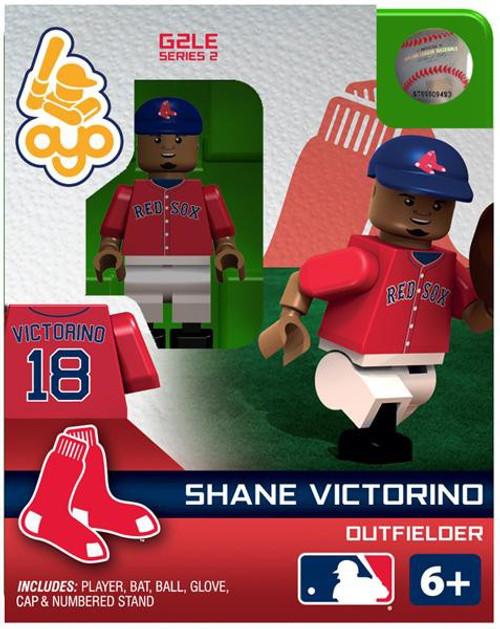 Boston Red Sox MLB Generation 2 Series 2 Shane Victorino Minifigure