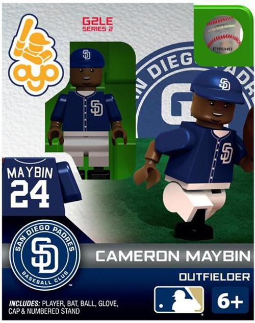 San Diego Padres MLB Generation 2 Series 2 Cameron Maybin Minifigure