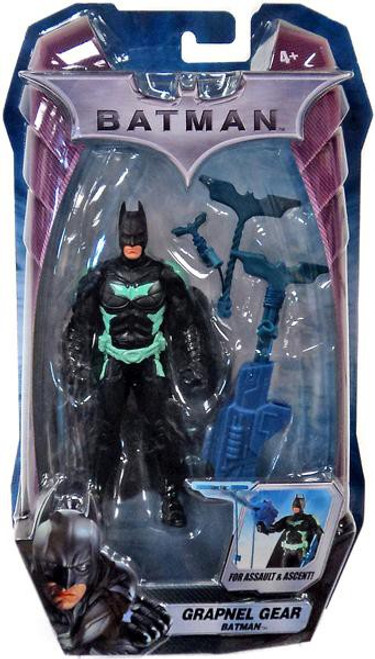 The Dark Knight Batman Action Figure [Grapnel Gear]