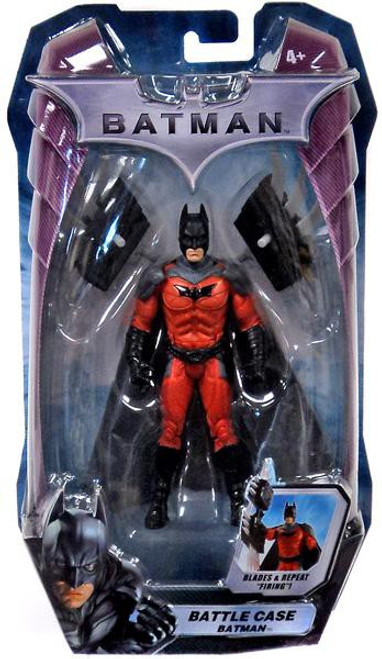 The Dark Knight Batman Action Figure [Battle Case]