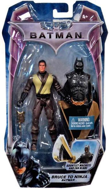 The Dark Knight Batman Action Figure [Bruce to Ninja]
