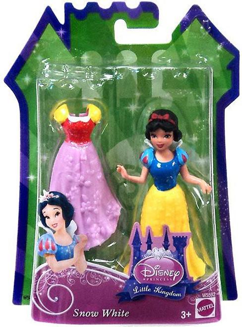 Disney Princess Little Kingdom Snow White Figure [Glitter Stretch Fashion]