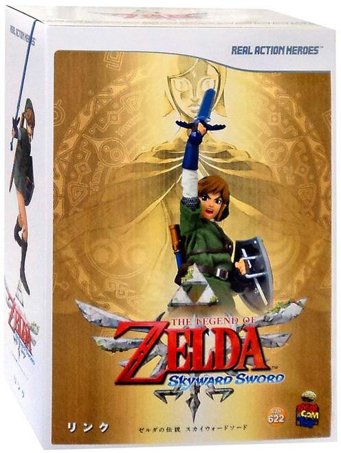 The Legend of Zelda Skyward Sword Real Action Heroes Link Action Figure