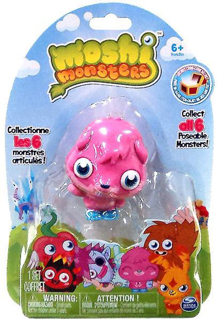 Moshi Monsters Poppet 3-Inch Figure