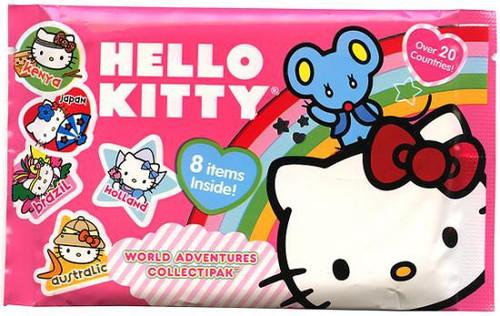 Hello Kitty World Adventures Collectipak Sticker Pack [Pink]