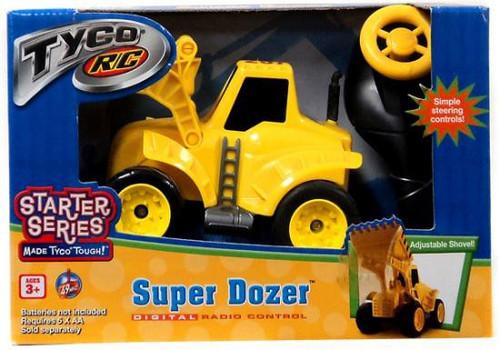 Tyco R/C Starter Series Super Dozer R/C Vehicle