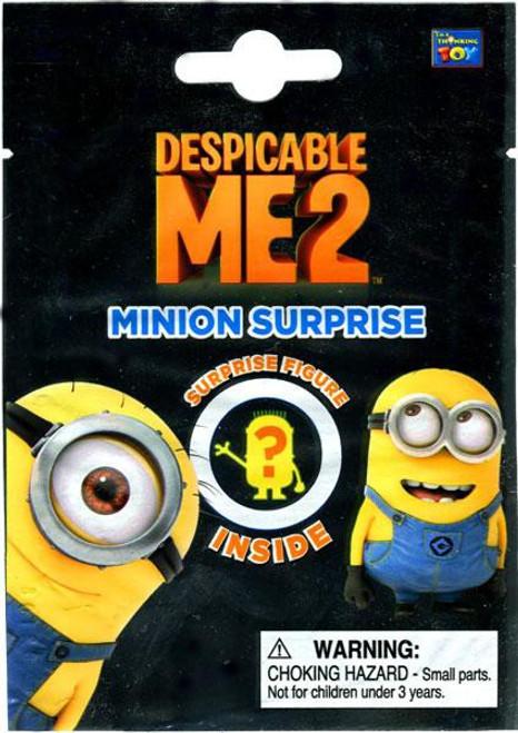Despicable Me 2 Minion Surprise Mini PVC Figure Mystery Pack