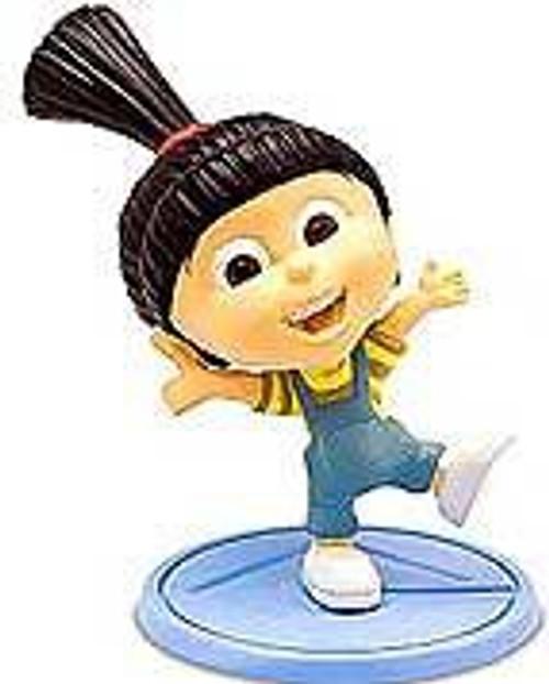 Despicable Me 2 Minion Surprise Agnes 2-Inch PVC Figure [Loose]