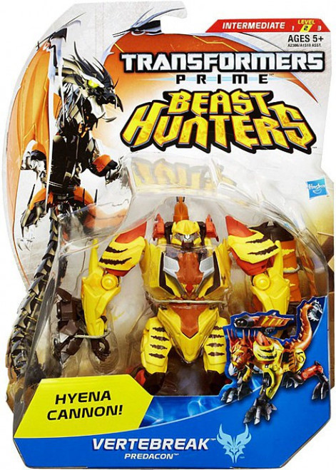 Transformers Prime Beast Hunters Vertebreak Deluxe Action Figure