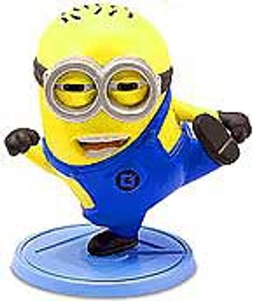 Despicable Me 2 Minion Surprise Tom 2-Inch PVC Figure [Karate Kick Loose]