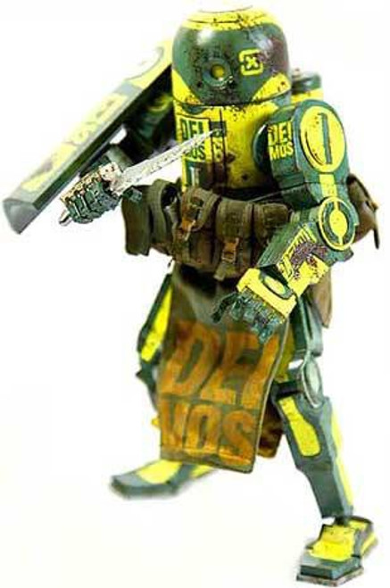 World War Robot Portable Caesar Deimos II Collectible Figure