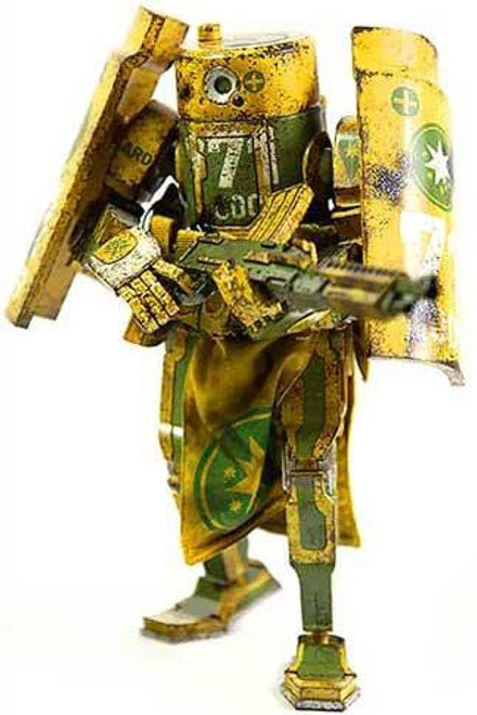 World War Robot Portable Caesar AUS Republic Collectible Figure