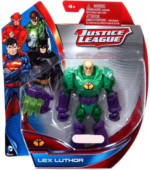 Justice League Lex Luthor Exclusive Action Figure