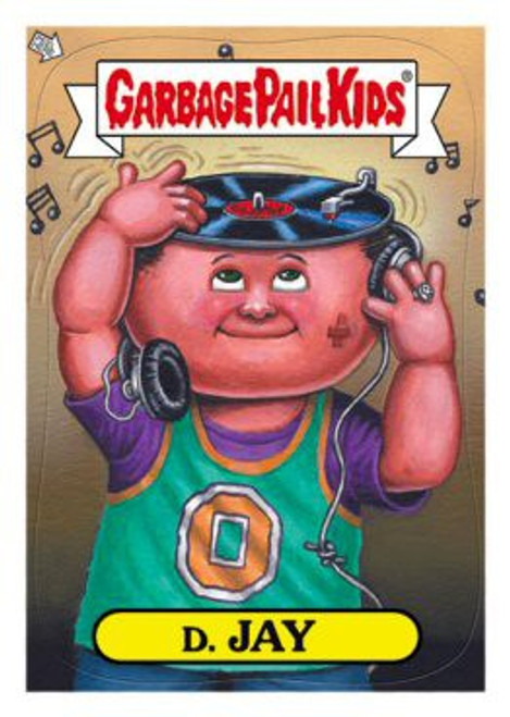 Garbage Pail Kids Topps 2012 Brand New Series 1 Trading Card Complete Set