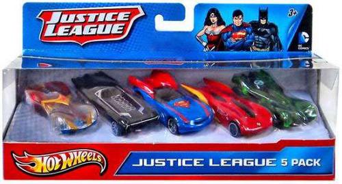 Hot Wheels Justice League Exclusive Die-Cast Car