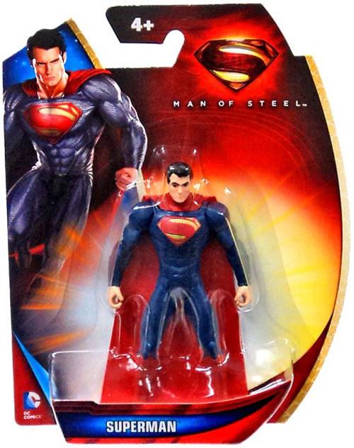 Man of Steel Superman Action Figure [Classic Suit]