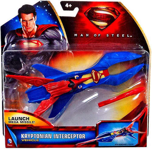 Superman Man of Steel Kryptonian Interceptor Vehicle