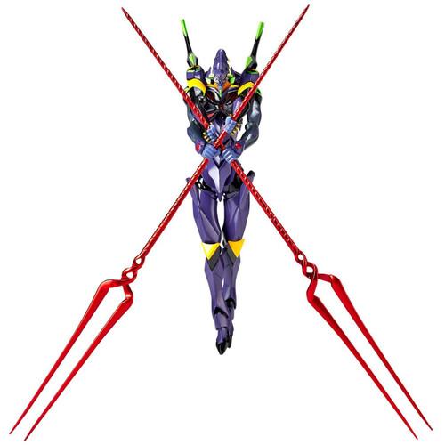 Evangelion 3.0 You Can (Not) Redo Revoltech Yamaguchi EVA 13 Action Figure #136