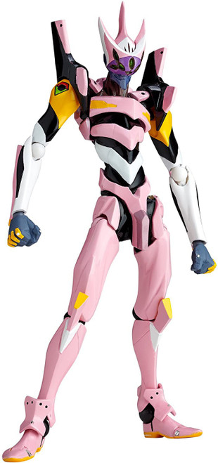 Evangelion 3.0 You Can (Not) Redo Revoltech Yamaguchi EVA 08 Alpha Action Figure #134