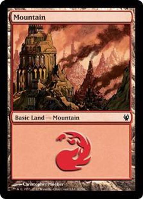 MtG Duel Decks: Izzet vs. Golgari Land Mountain [RANDOM Art]