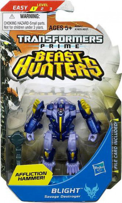 Transformers Prime Beast Hunters Blight Legion Action Figure