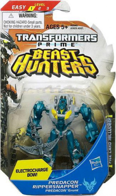 Transformers Prime Beast Hunters Rippersnapper Legion Action Figure