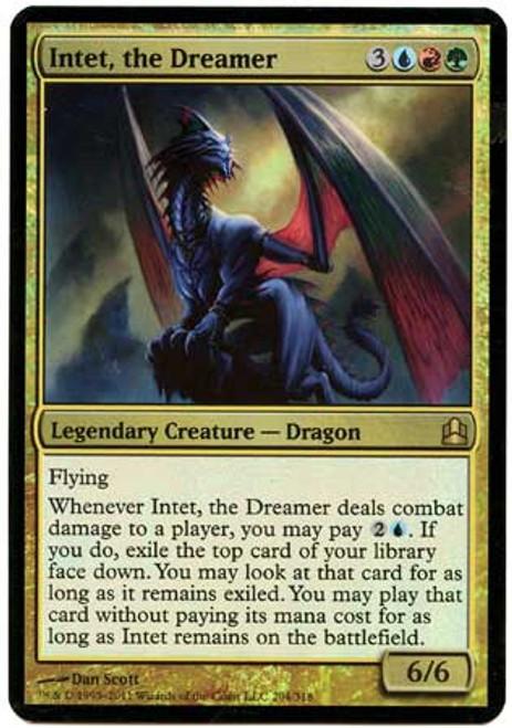 MtG Commander Intet the Dreamer #204 [Oversized]