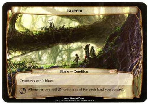 MtG Tazeem #41 [Oversized]