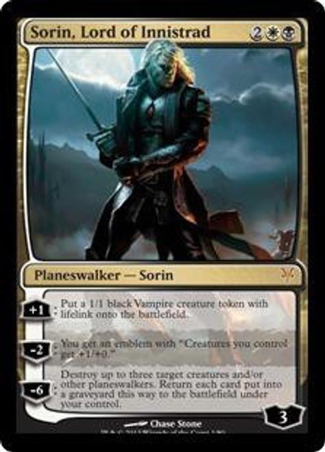 MtG Duel Decks: Sorin vs. Tibalt Mythic Rare Sorin, Lord of Innistrad #1