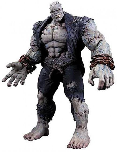 Batman Arkham City Solomon Grundy Action Figure