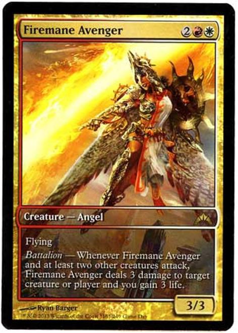 MtG Assorted Promo Cards Promo Firemane Avenger #163 [Game Day Promo]
