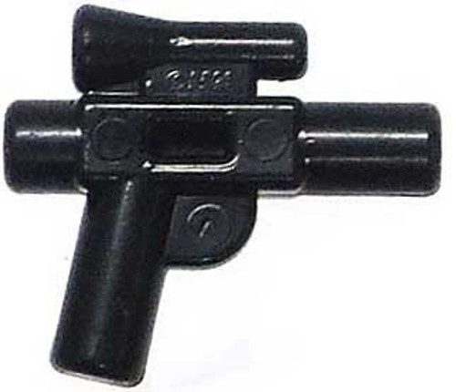 LEGO Star Wars Blaster Pistol with Sight Loose Weapon [Black Loose]