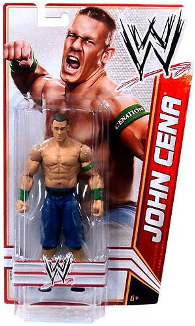 WWE Wrestling Signature Series 2012 John Cena Action Figure [Tall Package]