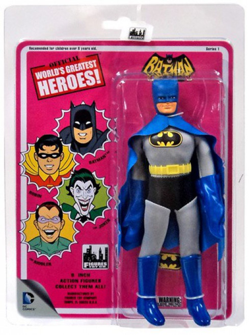 World's Greatest Heroes Series 1 Batman Action Figure