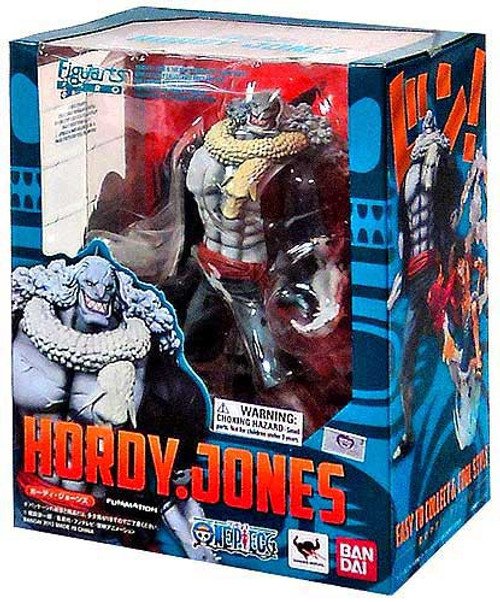 One Piece Figuarts ZERO Hordy Jones Statue