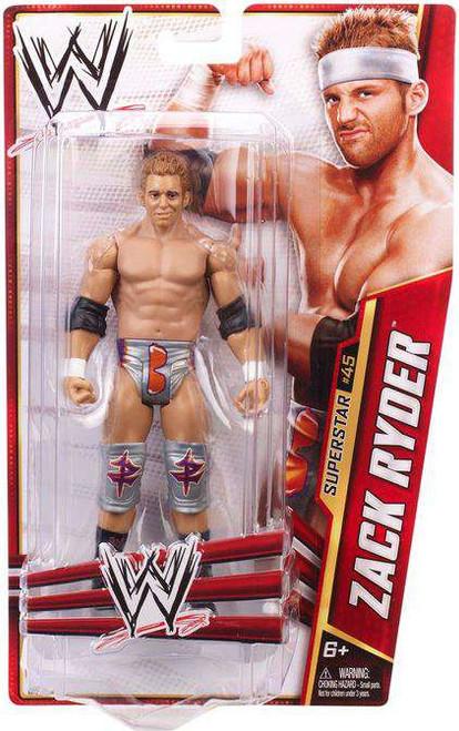 WWE Wrestling Series 31 Zack Ryder Action Figure #45
