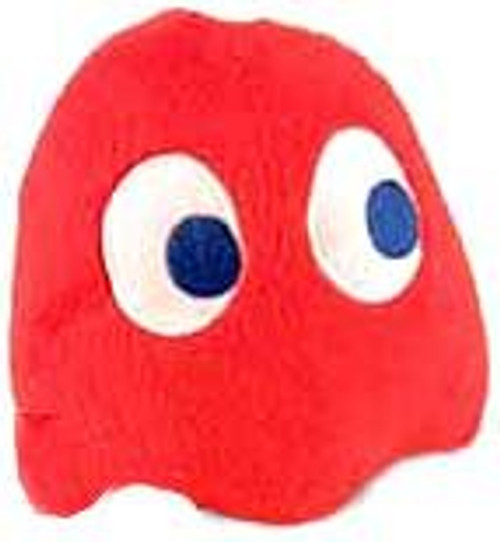 Pac Man Namco Red Ghost 5-Inch Plush [With Sound]