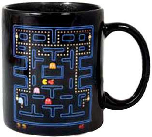 Namco Pac Man Game Screen Mug