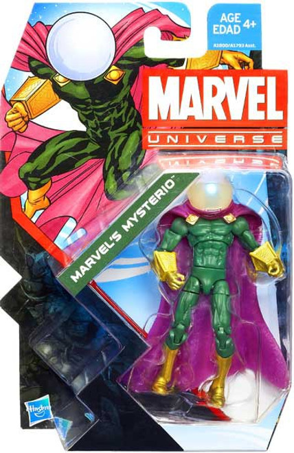Marvel Universe Series 22 Mysterio Action Figure #5