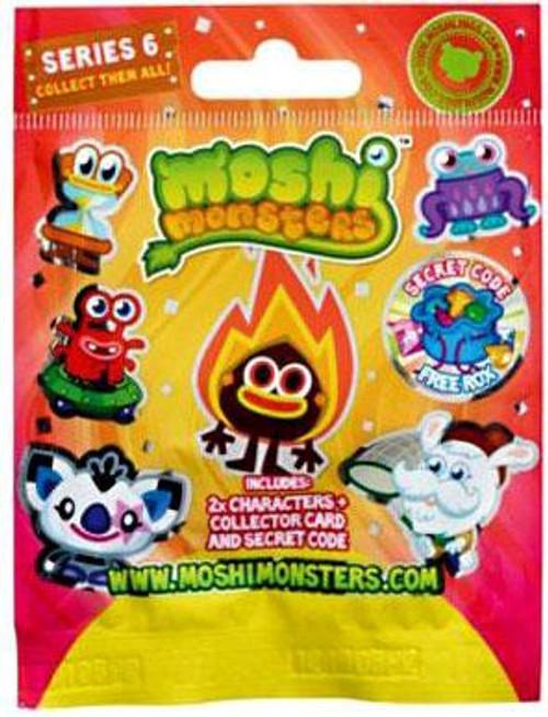 Moshi Monsters Moshlings Series 6 Mini Figure 2-Pack