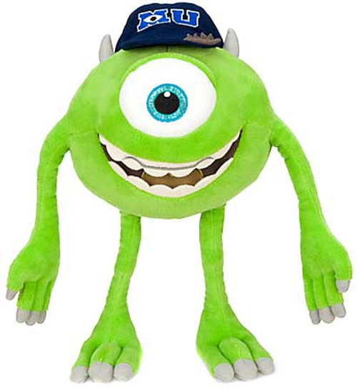 Disney / Pixar Monsters University Mike Wazowski Exclusive 12-Inch Medium Plush