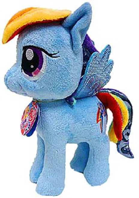 My Little Pony Friendship is Magic Small 6.5 Inch Rainbow Dash Plush