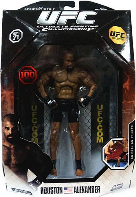 UFC Series 0 Houston Alexander Exclusive Action Figure [1 of 100]