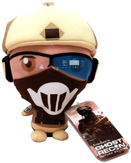 Ghost Recon Kozak 6-Inch Plush Figure