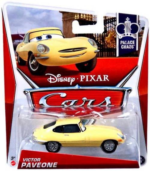 Disney / Pixar Cars Series 3 Victor Paveone Diecast Car