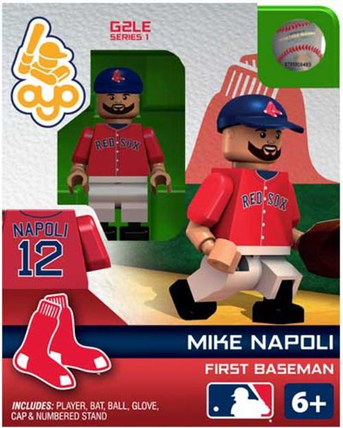 Boston Red Sox MLB Generation 2 Series 1 Mike Napoli Minifigure