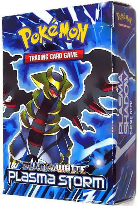 Pokemon Trading Card Game Black & White Plasma Storm Plasma Shadow Theme Deck [Deck & Box Loose]