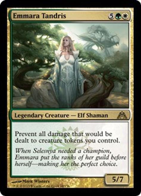 MtG Dragon's Maze Rare Emmara Tandris #68